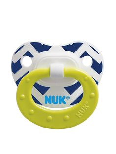 Fashion Patterns Orthodontic Pacifier | NUK