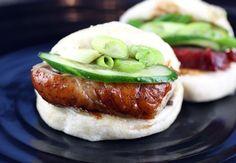 Asian pork buns made with pillsbury dough Asian Recipes, New Recipes, Cooking Recipes, Favorite Recipes, Ethnic Recipes, Easy Recipes, Bread Recipes, Dinner Recipes, Cooking Stuff