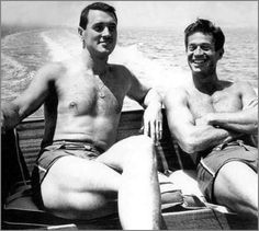 Homo History: Rock Hudson, Gay Icon