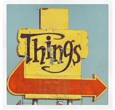 I like things. I want to go.