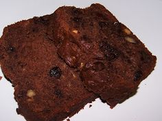 Chocolate Banana Bread with walnuts Banana Bread is perfect for breakfast or a snack any time of the day. Alrigh...