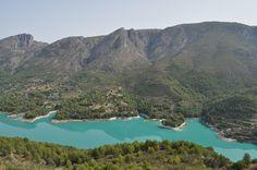 Spain - Blue water
