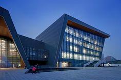 Centro Cultural e Esportivo ZHOUSHI,© Su Shengliang