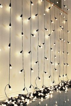 i don't know where we'd put this, but it's pretty! - party lights