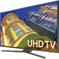 "Samsung UN65KU6300FXZA 65"" 4K Ultra HD 2160p 60Hz LED Smart HDTV (4K x 2K) #Samsung"