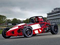 Ariel Atom Cup Racer Edition   Hi Consumption
