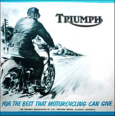 https://flic.kr/p/qNmBQy | 1955 Triumph- the best