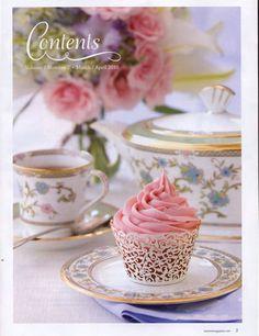 A drop of inspiration for everyday: Tea time: quand il me vient l'eau à la bouche...