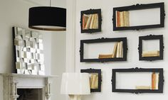 shelving - small spaces