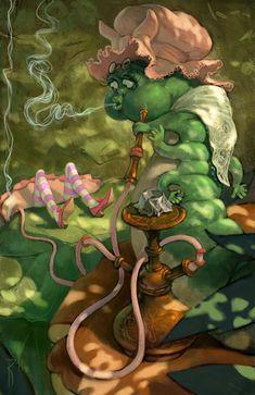 Иллюстрации Владимира Казака «Waldemar von Kazak» №27