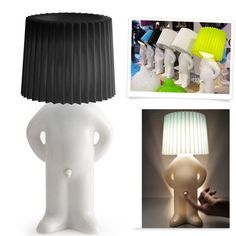 Mr P Lamp | Unusual Gifts