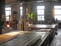 studio---art-restoration by Crane Arts, via Flickr