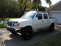 nissan frontier mod - Google Search