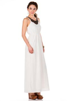 f76a03d3cc8 Santa Barbara Maxi Dress francesca s