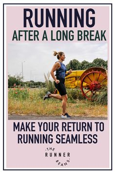 Running after a long break can seem overwhelming. Trust this plan to help you bnounce back on your feet and return to running like a pro. Check out this guide that makes returning to running after a break look like a simple task. Follow the guide to get up and running. #runningafterabreak #runningafteralongbreak #runningafterasurgery #returningtorunning #therunnerbeans Running Tips Beginner, How To Start Running, Up And Running, We Run, Just Run, Running Techniques, Runner Beans, Runner Problems, Healthy Exercise