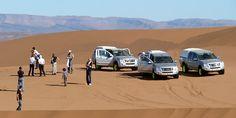 Séminaire 4x4 au Maroc