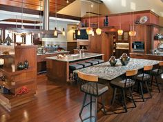 Kitchen Designs From NKBA 2011 Finalists : Kitchen Remodeling : HGTV Remodels
