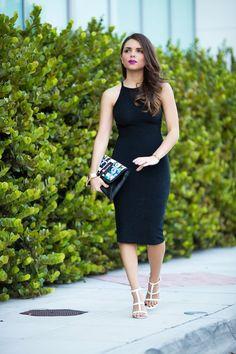 Nany's Klozet : The Body-Con Midi Dress...