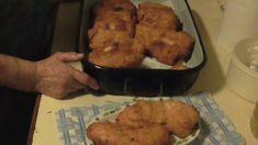 Krumplis lángos recept  Túrós
