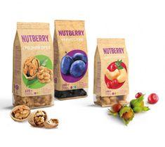 NUTBERRY - новая торговая марка орехов и сухофруктов (2)