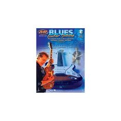 Blues Guitar Soloing (Mixed media product)