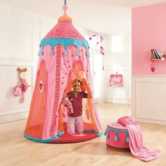 Fairy Tale Bedroom Castles for Your Little Princess! 6 - https://www.facebook.com/diplyofficial