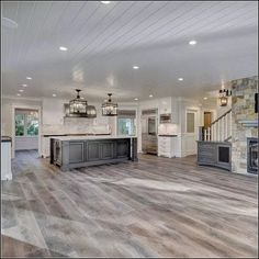 Home Renovation Ideas inspiring farmhouse kitchen cabinets makeover design ideas 22 > Fieltro. House Design, House, Home, Custom Homes, Home Remodeling, New Homes, House Interior, Home Renovation, Modern Farmhouse Kitchens