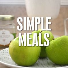 Healthy Doesn't Have to Be Hard! This meal plan is full of simple and easy food combinations that will keep you on track and headed in the right direction. You'll love mixing it up with fun flavors and quick-to-make meals. The plan has 7 days of meals including breakfast, lunch, dinner and 3 snacks. (eat real food, feel real good!)