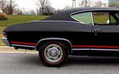 1968 Chevelle Ss, Chevrolet Chevelle, Wheels