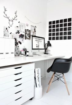 Home office space, home office decor, office workspace, home office design, Home Office Space, Office Workspace, Home Office Design, Home Office Decor, Office Ideas, Desk Space, Office Jobs, Study Space, Office Table