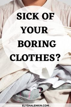 Feeling stuck in a style rut because you always reach for the same 2 or 3 items of clothing in your closet? This style tutorial will give you the outfit inspiration you're looking for. Go see the post to get the outfit ideas and boost your own personal style so you feel happier and more confident in your life.