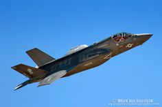 """F-35B From VMAF-121 """"Green Knights"""" athe the MCAS Miramar Air Show © www.markvrphotography.com"""