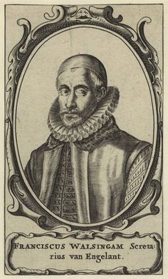 Sir Francis Walsingham by Unknown artist