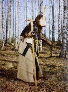 perchten:  Nuuttipukki (Finland) Charles Fréger
