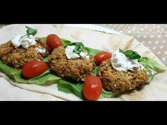 Falafel Vegan, Lent, Baked Potato, Food Ideas, Food And Drink, Potatoes, Baking, Ethnic Recipes, Youtube