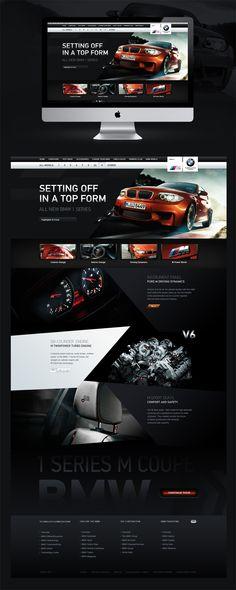 BMW M1 Coupe by Alexey Masalov