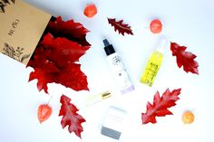 NUOO #beautybox #fall #autumn #vegan #bio #box #organic #natural #nontoxic #beauty #naturalbeauty #organicbeauty #healthy #green #greenchic #fun #colors #autumn #fall www.nuoobox.com