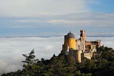 portuguese royal palaces pena palace sintra