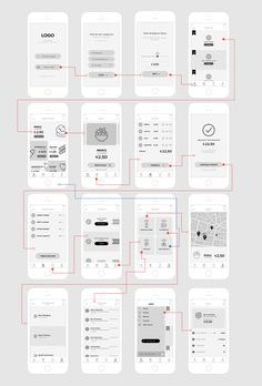 App Design Options In Basement Ios App Design, Mobile Ui Design, User Interface Design, App Wireframe, Wireframe Design, Design Responsive, Persona Design, Mobiles Webdesign, Portfolio Webdesign
