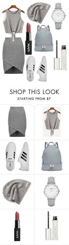 """Untitled #73"" by bosniamode ❤ liked on Polyvore featuring Splendid, adidas, MICHAEL Michael Kors, Converse, Topshop and Givenchy"