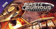 'Fast & Furious: Supercharged' Coming to Universal Studios Hollywood -- The studio's back lot tram system will be encompassed by 400-foot long movie screens in this new franchise-themed ride. -- http://www.movieweb.com/news/fast-furious-supercharged-coming-to-universal-studios-hollywood