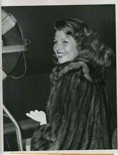 Rita Hayworth 1951 ~rw