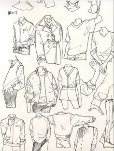 Ideas Drawing Provides Male Anime Character Design References For 201 . ideas drawing represents male anime character design references for 2019 - Drawing Poses Male, Male Poses, Sketch Poses, Drawing Male Bodies, Guy Poses, Shirt Drawing, Jacket Drawing, Pants Drawing, Shirt Sketch