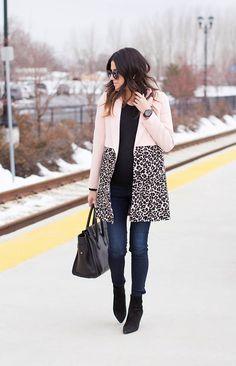 Pink Leopard | Hello Fashion - Maternity style