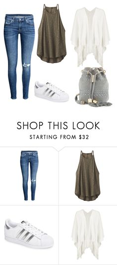 """Untitled #1019"" by kayla250 ❤ liked on Polyvore featuring prAna, adidas, Boohoo and See by Chloé"