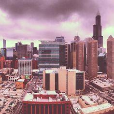 Happy birthday, Chicago Jena, Best Cities, Willis Tower, San Francisco Skyline, Chicago, Happy Birthday, City, Building, Travel