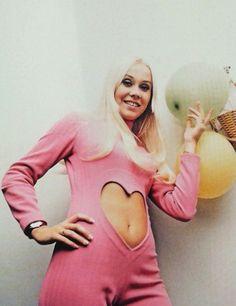 Agnetha Fältskog pre-ABBA, 1970