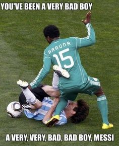 Oh Messi