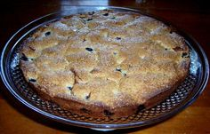 Cooking Light Huckleberry (Or Blueberry) Coffee Cake Recipe - Food.com ...