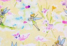 tb019  2 Yard Cotton Fabric  Disney Cartoon Characters by dotcn, $22.00